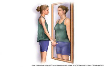 Intalnirea femeii anorexice